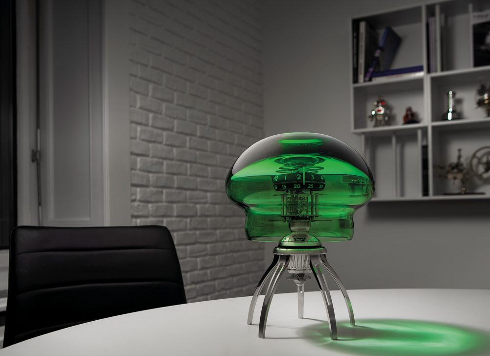 Medusa by MB&F, A Transfixing Expression Of Time