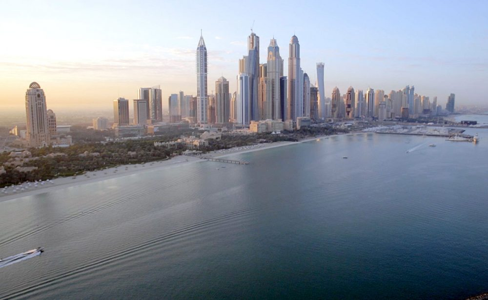 Discover One Palm at Dubai's most spectacular location, The Palm Jumeirah