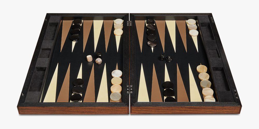 Berluti Venezia Calf Leather Backgammon