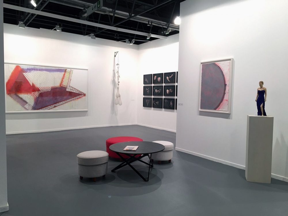 Focus on dialogues from artists: ARCOmadrid 2019, 27 February – 3 March, Madrid