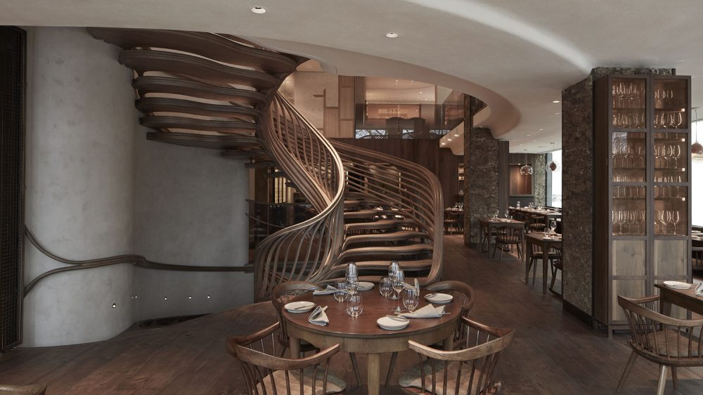 Hide Restaurant London by Hedonism Wines and Ollie Dabbous
