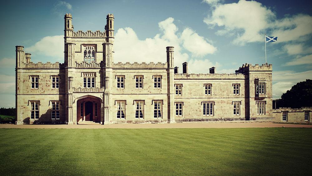 Luxury Experiences   Castle Stay, Blairquhan Castle, Ayrshire, Scotland