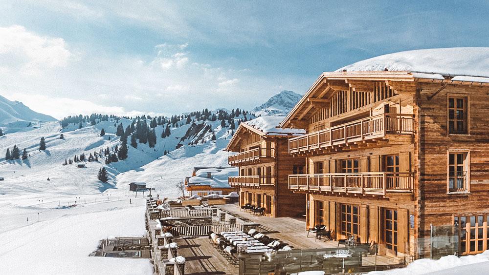 Luxury Experiences   Chalet N, Oberlech, Austria Premier Chalet