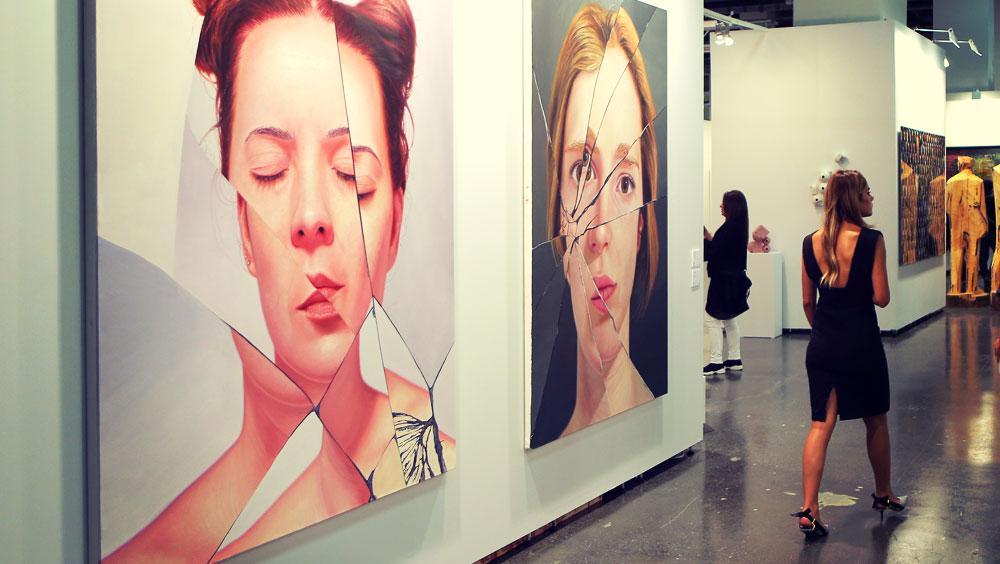 Exhibitions, Arts | Art Fair, Contemporary Istanbul, Turkey