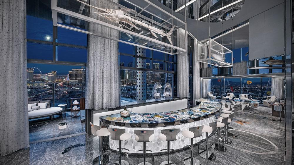 Luxury Experiences | The Empathy Suite, Palms Casino Resort, Las Vegas, USA