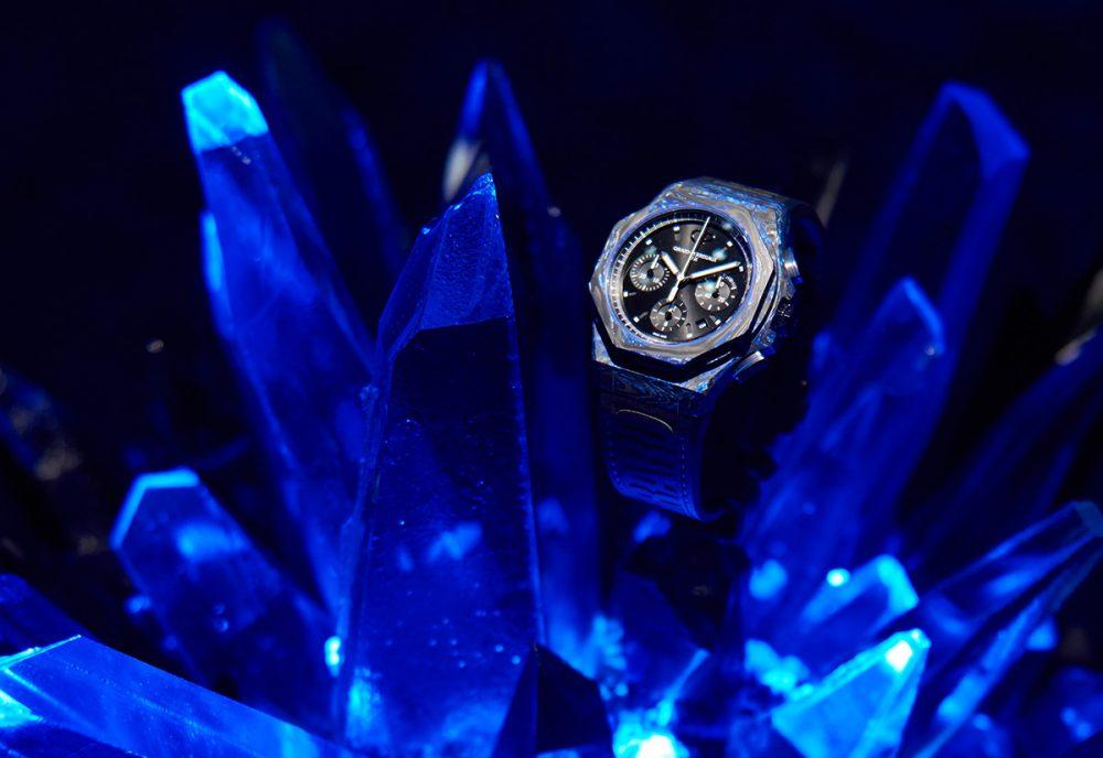 Girard-Perregaux Presents Carbon Glass, A Revolutionary New Material