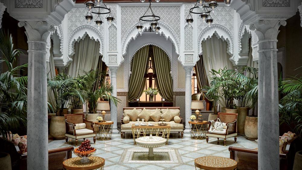 Luxury Experiences | Grand Riad, Royal Mansour Marrakesh, Morocco