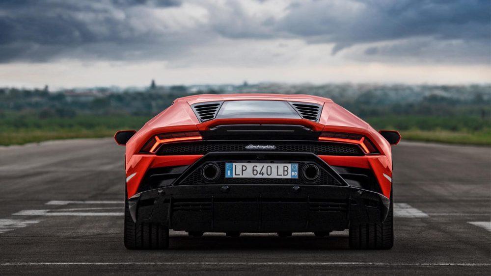 Lamborghini Huracán EVO, Every Day Amplified