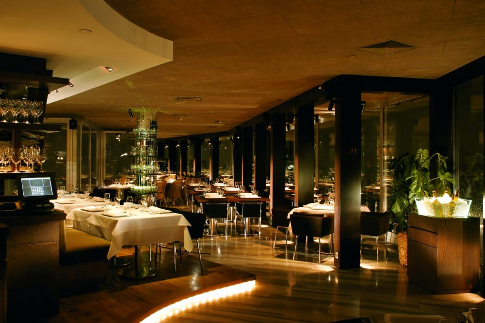 """Mikla Istanbul: A Refined but Contemporary """"Istanbullu"""" Restaurant"""