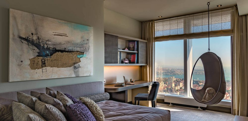 Live in the Heart of Istanbul: Quasar Residences