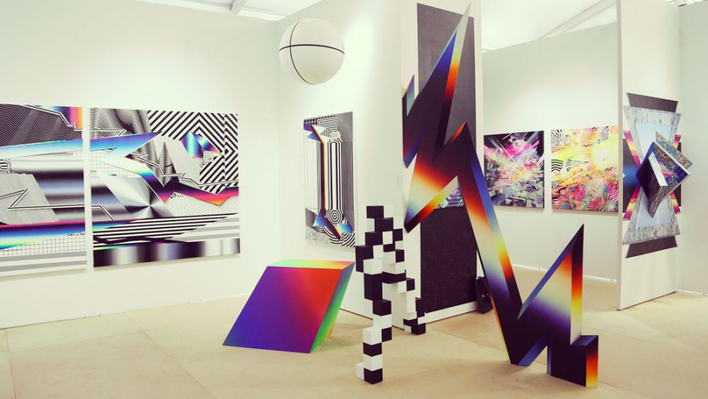 Exhibitions, Arts | Art Fair, Scope Miami Beach, USA