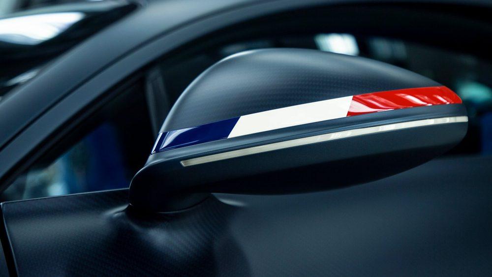 """Bugatti Chiron Sport """"110 Ans Bugatti"""": A Tribute To France"""