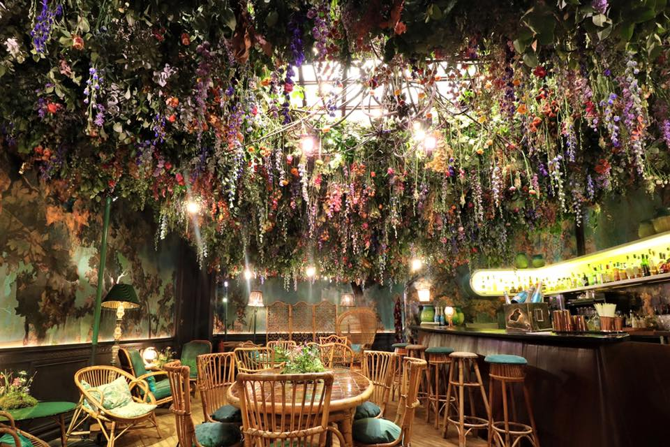 Sketch London Combines Rich Cuisine And A Colourful Interior For An Untimely Memorable Experience