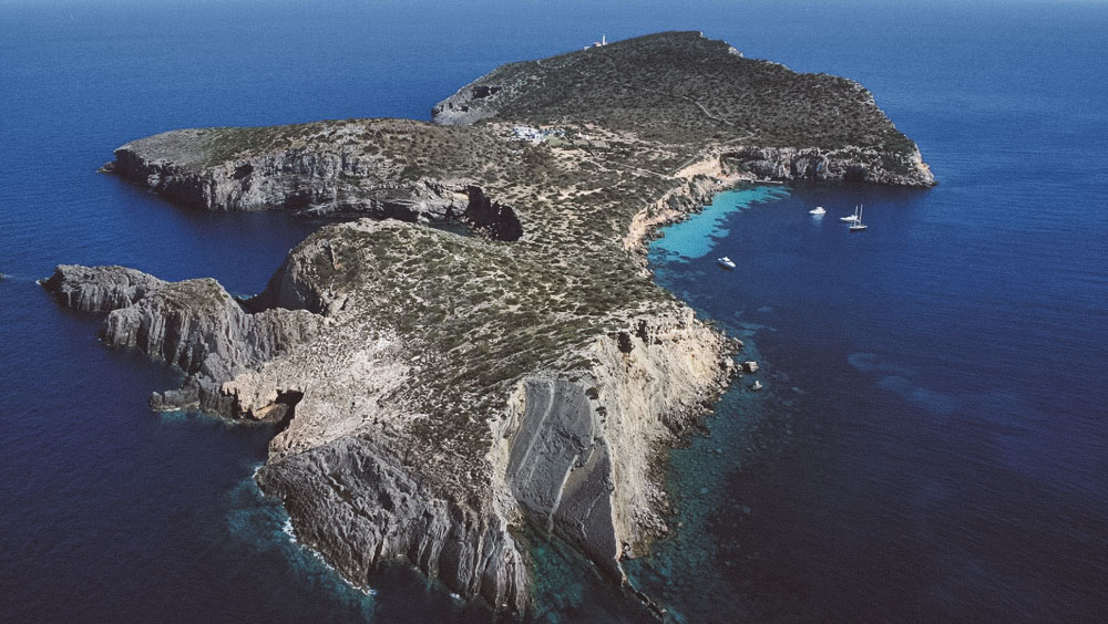 Luxury Experiences | Tagomago, Ibiza, Spain, Europe's most exclusive private island
