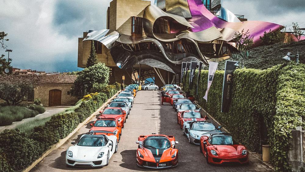 Luxury Experiences | The Run To, Motor Adventure