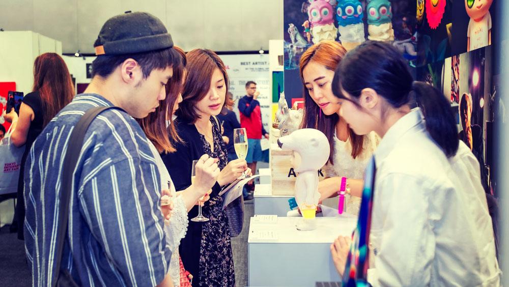 Exhibitions, Arts | Tokyo International Art Fair, Japan