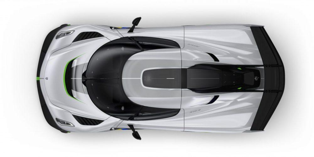 Koenigsegg has unveiled an all-new megacar, the Koenigsegg Jesko