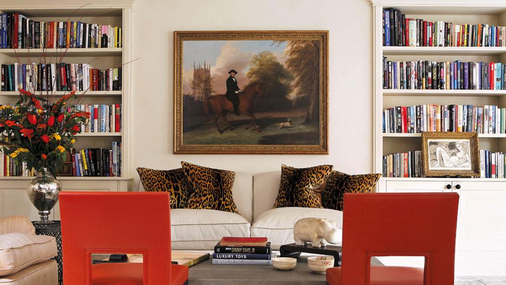 Real Estate   April Russell, Interior Designer, British Heritage