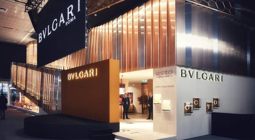 Bvlgari invites the Italian Renaissance to Baselworld 2019