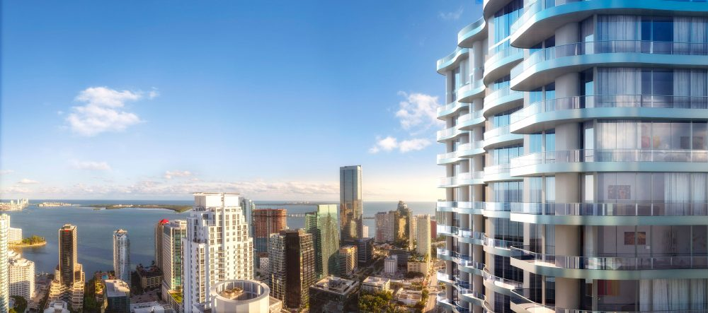 Brickell Flatiron — Redefining the Miami Skyline