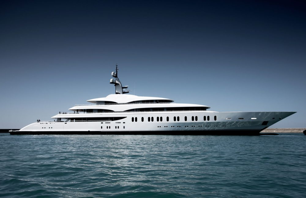 Benetti Giga Season, Chapter Three: The Ultimate Luxury