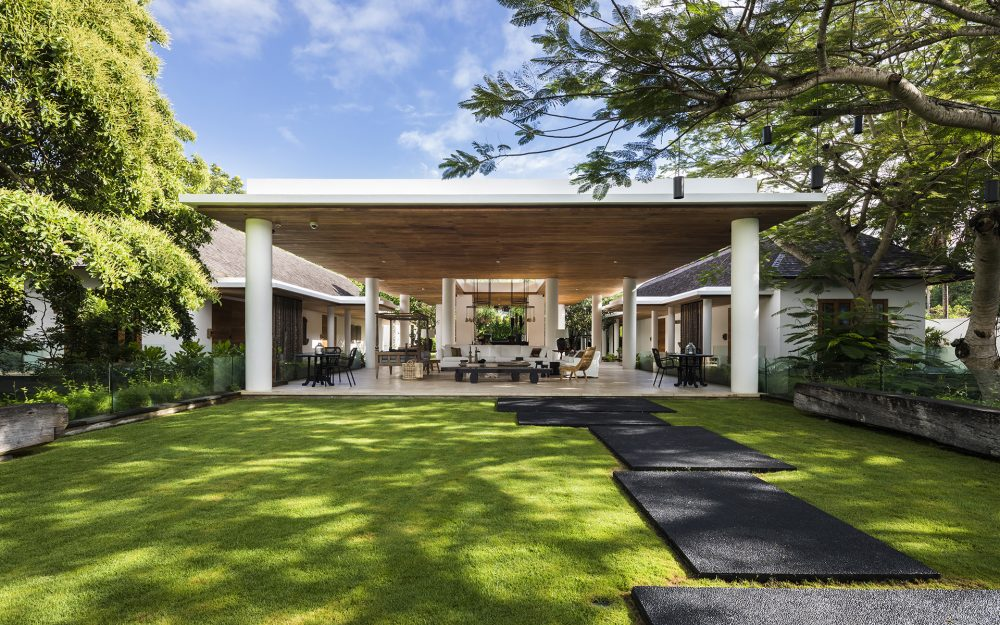 Chalet Spa Bali, one of Indonesia's leading private estates