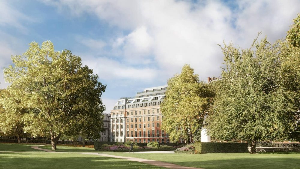 Twenty Grosvenor Square, Mayfair is London's Finest Address