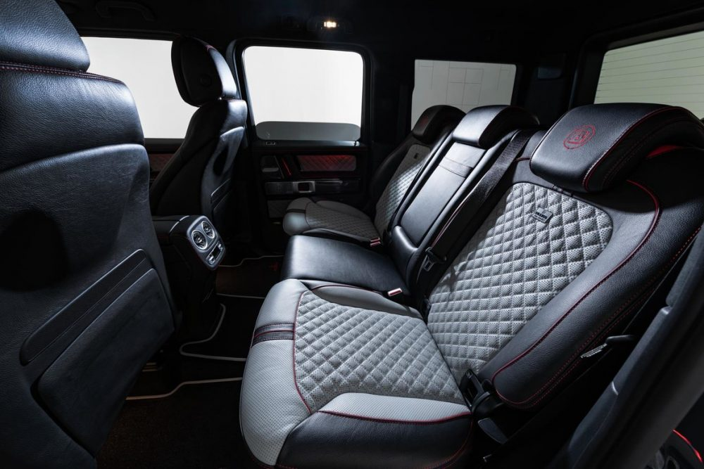 """The untamed Mercedes-AMG G 63, Brabus 800 """"Shadow"""" – Limited Edition """"1 Of 10"""""""