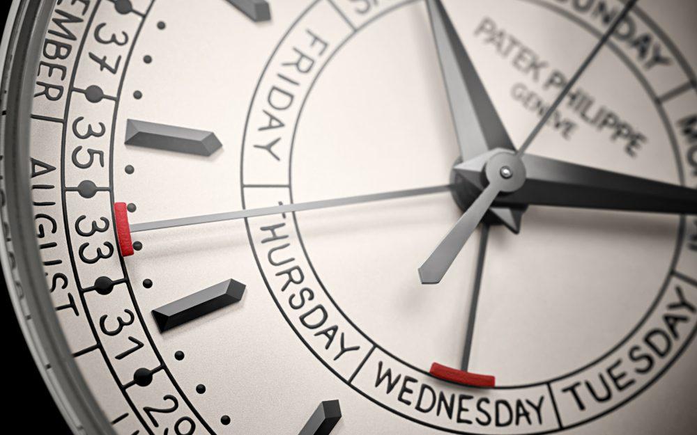 Patek Philippe, Ref. 5212A-001 Calatrava Weekly Calendar