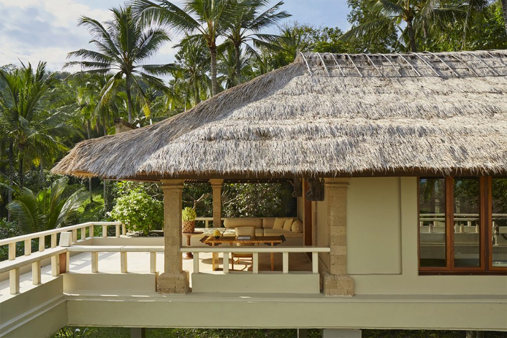 Amankila, Bali, a family-friendly sanctuary for wellness, relaxation and cultural immersion