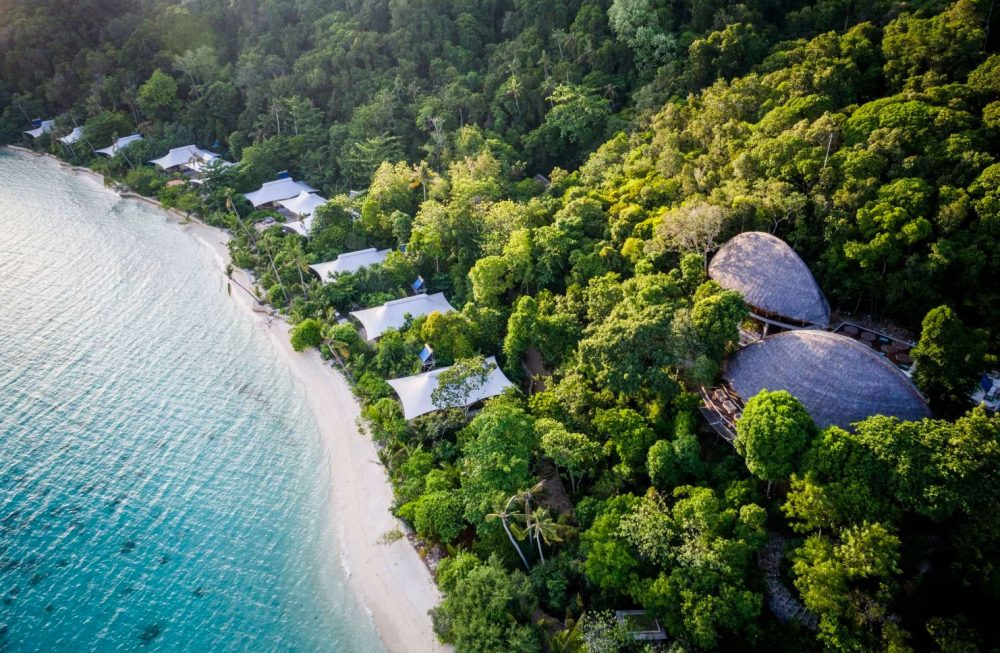 Bawah Reserve Indonesia, the true meaning of sustainable luxury