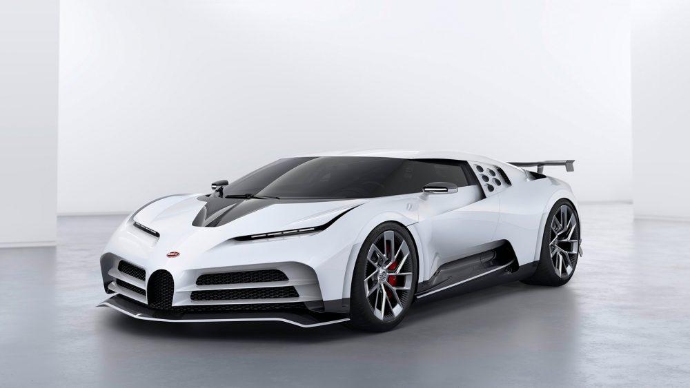 Bugatti Centodieci, Reminiscence To An Icon Of Art