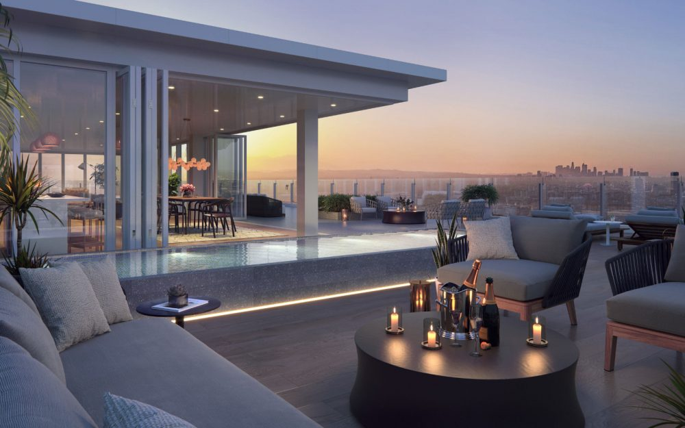 Reflections of LA: Four Seasons Private Residences