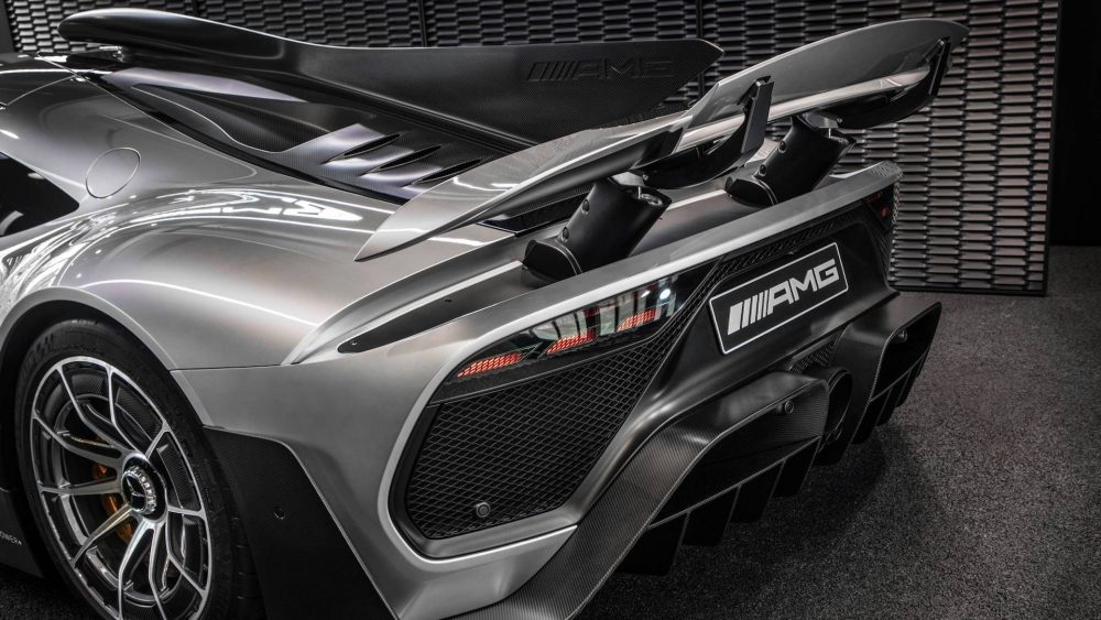 The limited production Mercedes-AMG Project ONE, another insight into the future