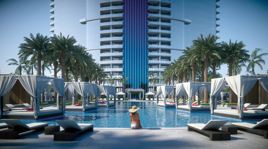 Paramount, the signature residential tower of Miami Worldcenter