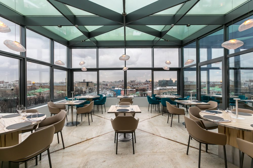 Twins Garden, Moscow: the flagship project by the Berezutsky brothers