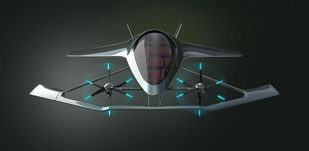 The Volante Vision Concept by Aston Martin
