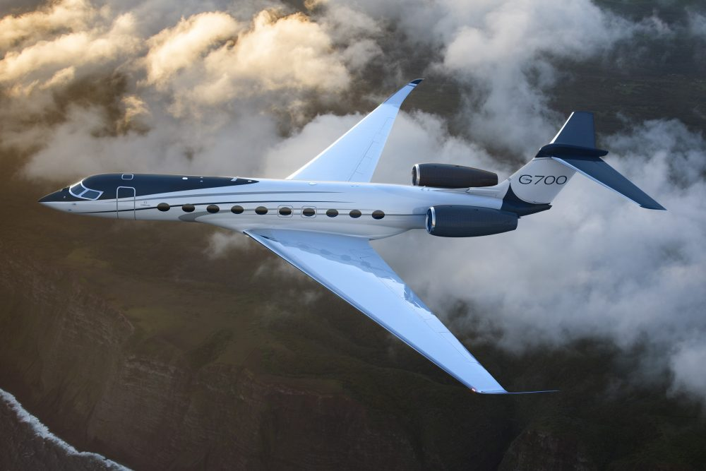 Gulfstream introduces the all-new Gulfstream G700