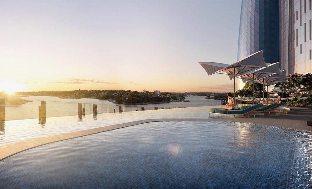 Crown Residences at One Barangaroo, Sydney, Australia