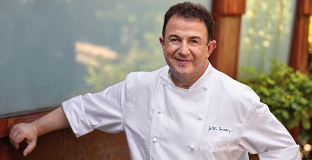 Martín Berasategui Lasarte-Oria, Spain: the undisputed expert in Basque cuisine