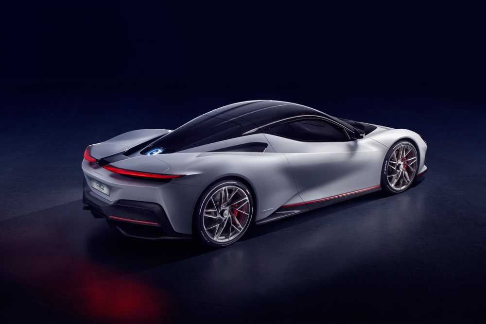 Pininfarina Battista – The World's First Pure Electric Luxury Hyper GT
