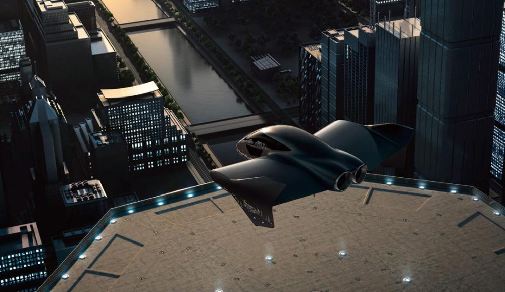 Porsche and Boeing announce partnership for the Premium Urban Air Mobility Market