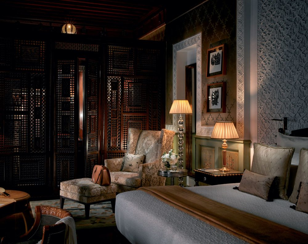 A timeless experience: Royal Mansour Palace, Marrakech