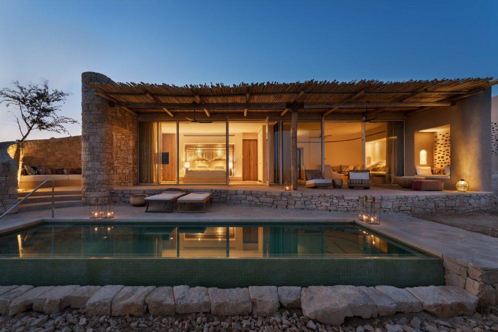 A biblical hotel: Six Senses Shaharut Israel, opening in Spring 2020
