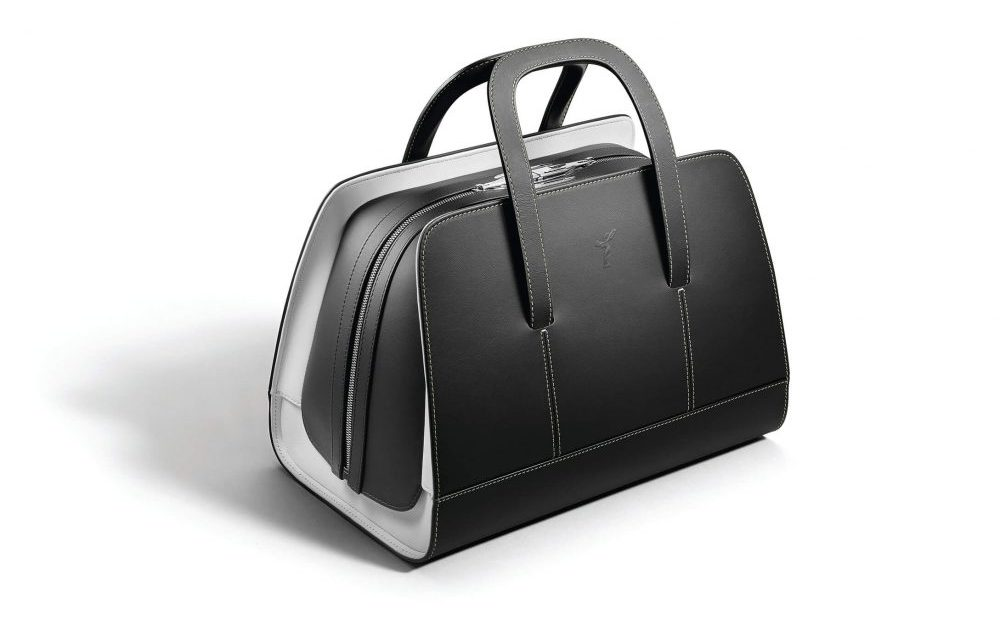 The ultimate travel companion, Rolls-Royce Wraith Luggage