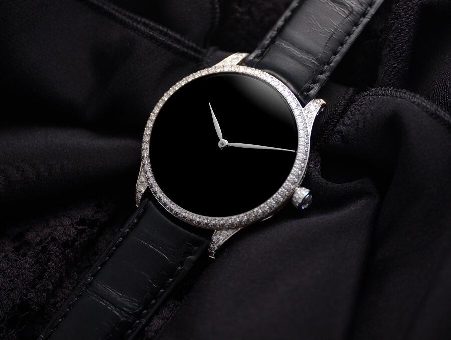 Venturer Concept Vantablack Diamonds from H. Moser & Cie