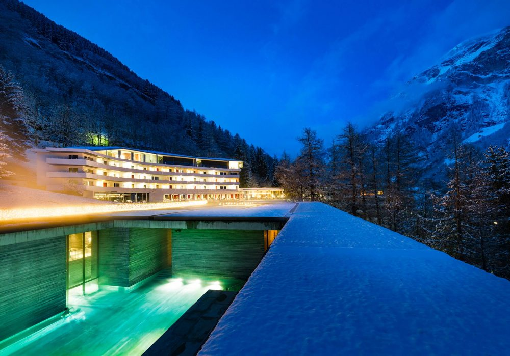 7132 Hotel, the art of alpine luxury in Vals, Switzerland