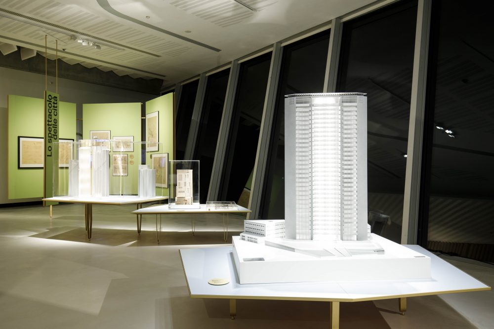 GIO PONTI. Loving architecture, 27 November 2019 – 13 April 2020, MAXXI Museum, Rome