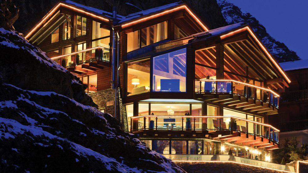 Chalet Zermatt Peak: Zermatt's premier chalet with views over Zermatt and to the iconic Matterhorn