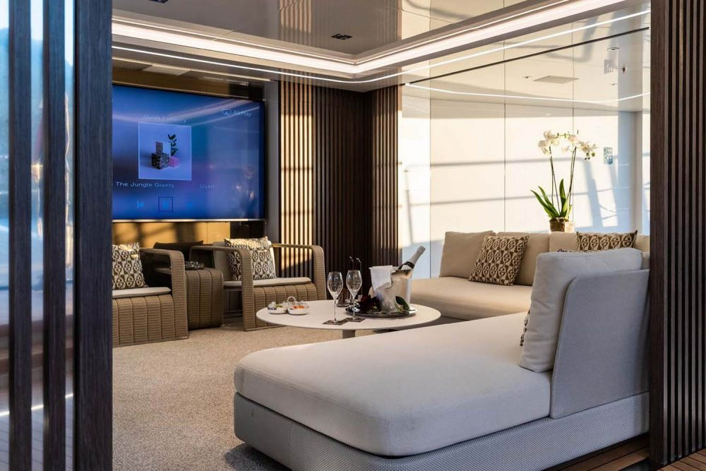 """Benetti delivers M/Y """"Metis"""", a 63-meter superyacht with innovative design"""